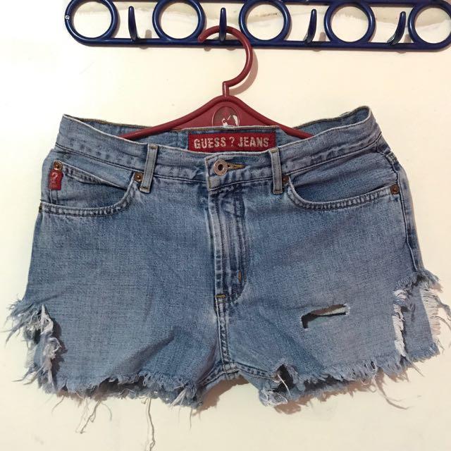 Original Guess Skimpy Shorts