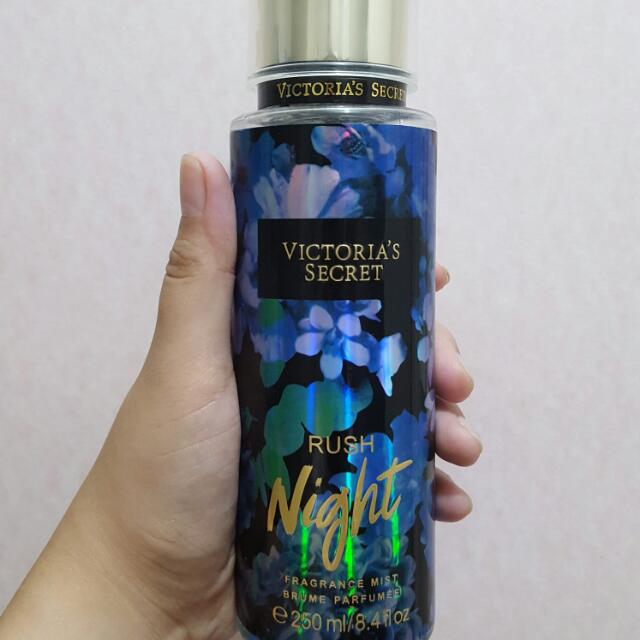 8dd45f049c Original Victoria s Secret Fragrance Mist- Rush Night