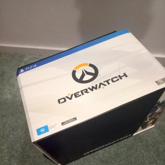 Overwatch Collectors Edition