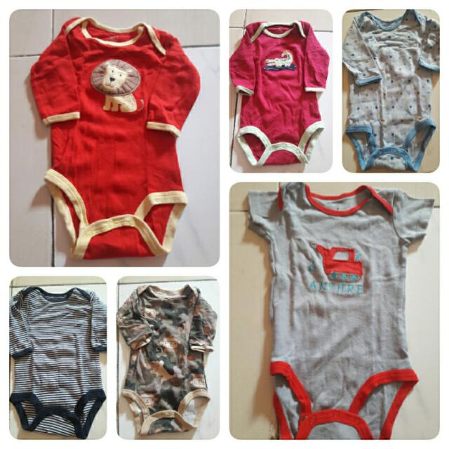 Paket Jumper Carter Legging Preloved