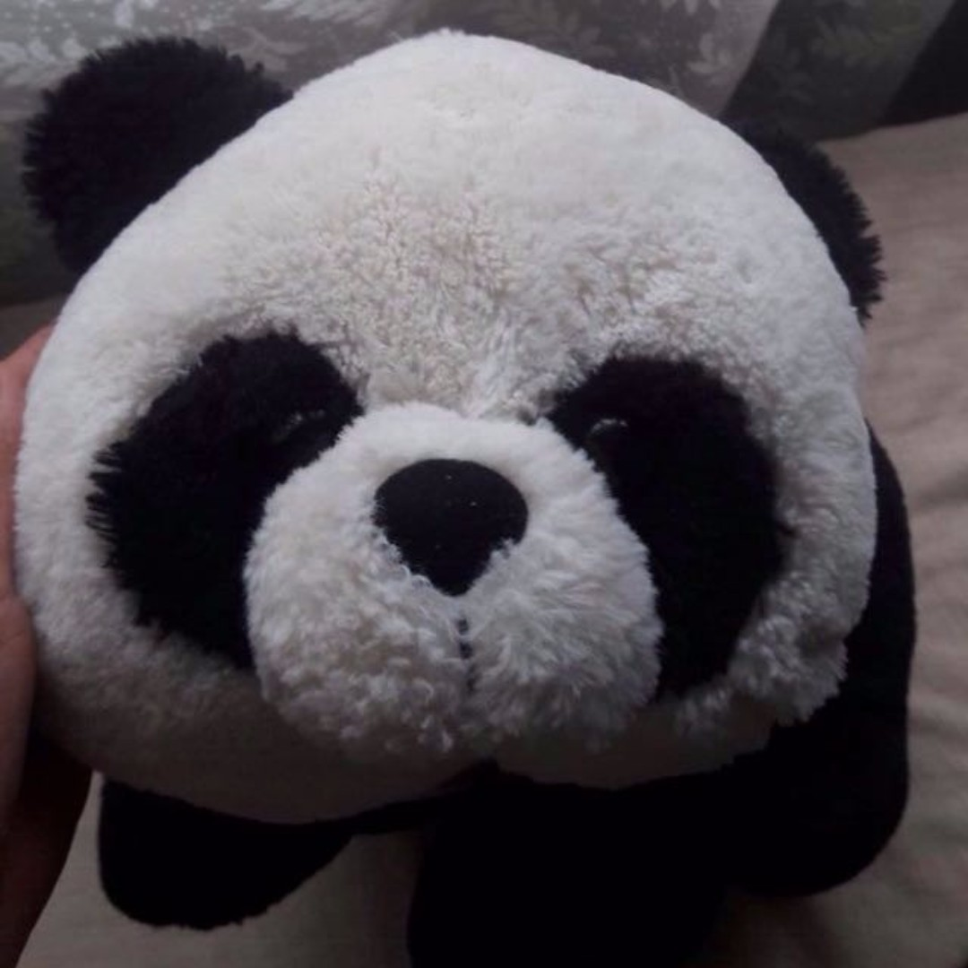 Panda Stuffed Toy 🐼