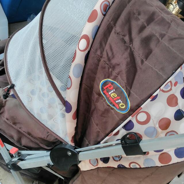 Pietro Heavy Duty Stroller