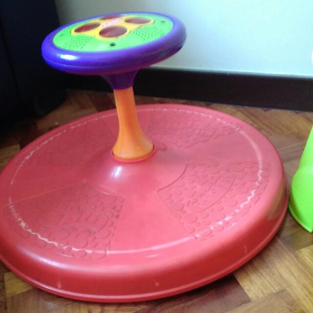 Playskool Sit - n - Spin Toy