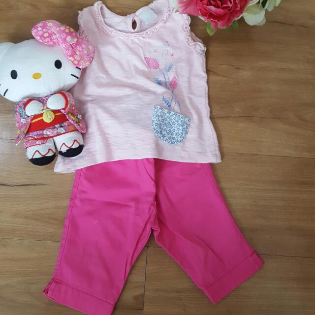 Preloved Baby Girl Mix And Match