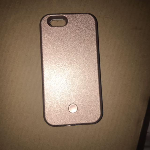 Rose Gold Selfie Case iPhone 6