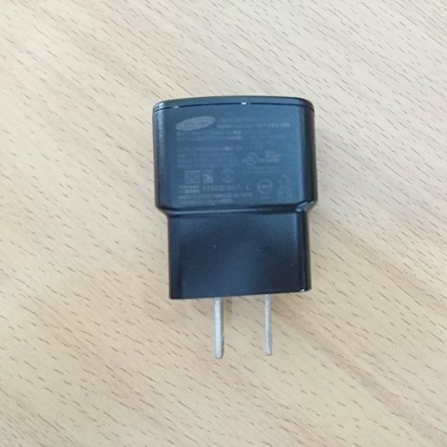 SAMSUNG充電頭