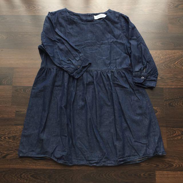 Schon Couture : Jeans Dress