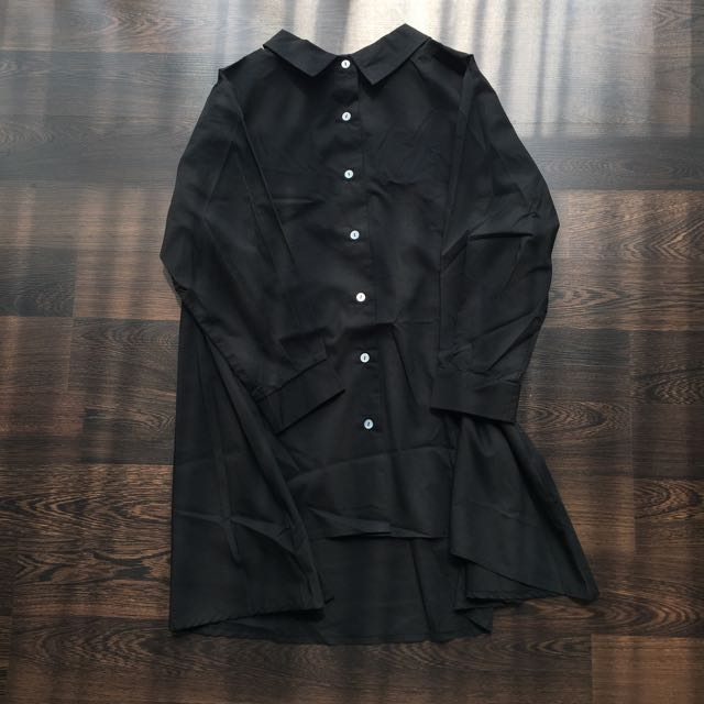 Schon Couture : Long Sleeve Shirt