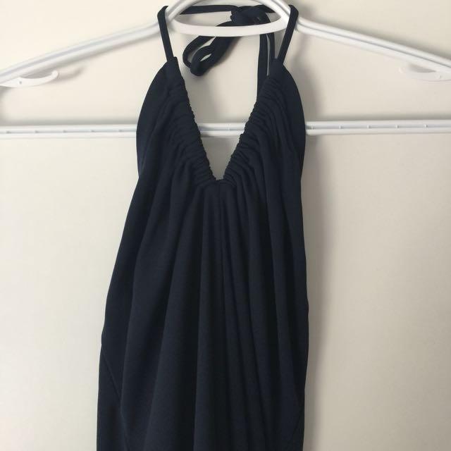 Size S. Jacob Halter Dress