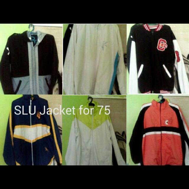 SLU CAC Jacket