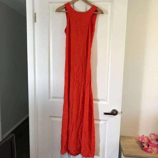Small Cassette Society Dress Red