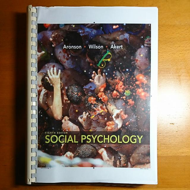 Social psychology 8th edition aronson wilson akert textbooks on photo photo photo photo fandeluxe Gallery