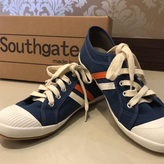 South Gate 帆布鞋
