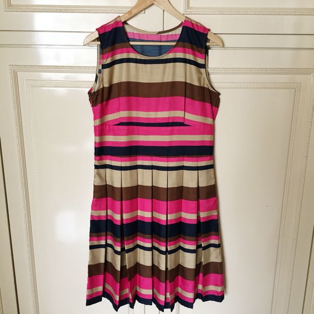 Striped Dress (No Brand)