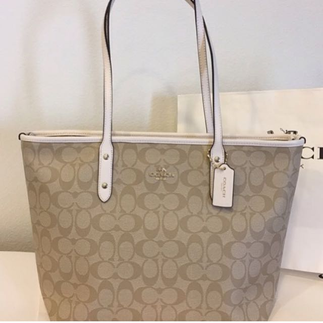 Tas Coach Tote New Original Beli Di Us 8d80120584