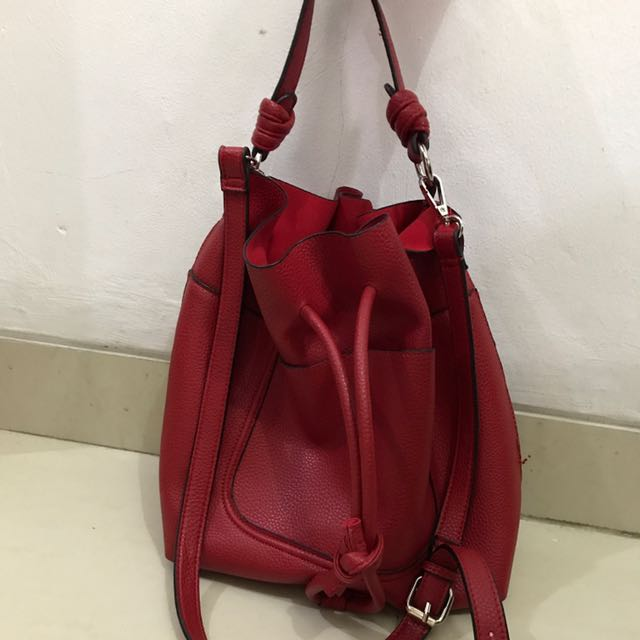 Tas Zara Bucket Bag