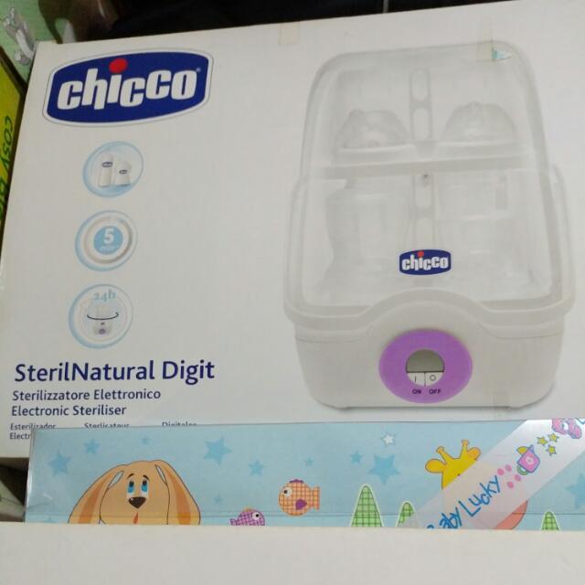 Tempat Steril Botol Susu Merk Chicco