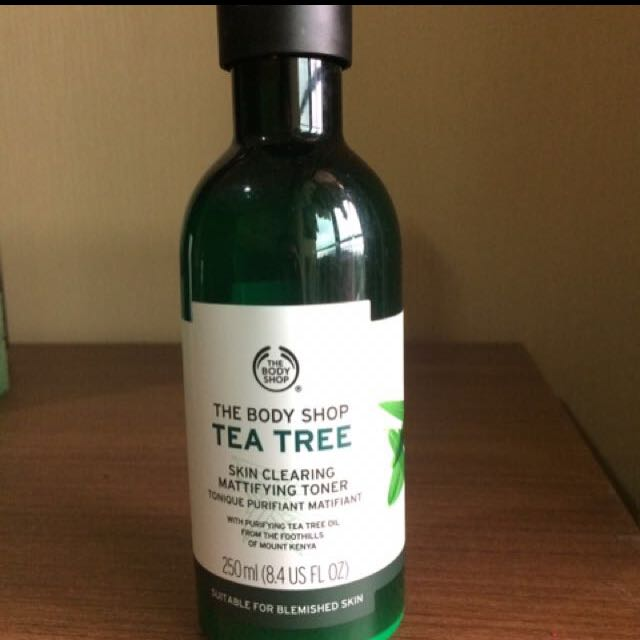 The body Shop Toner Tea tree