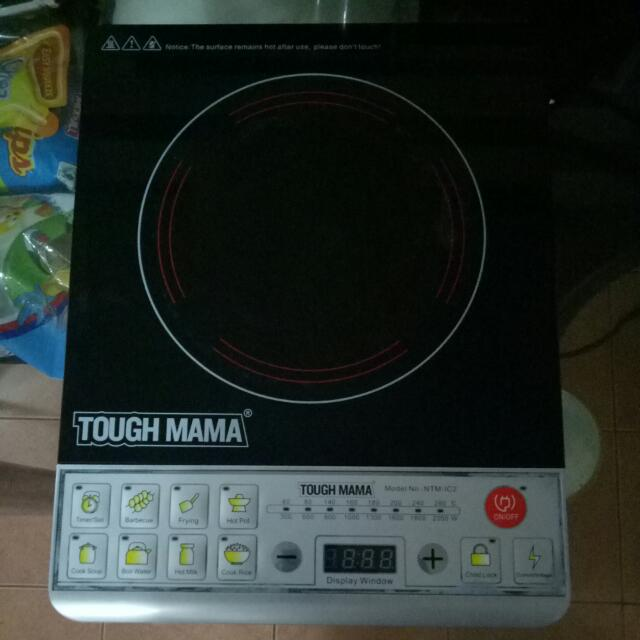 Tough Mama Induction Cooker