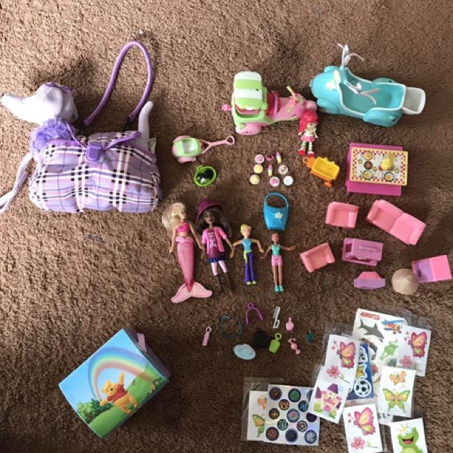 Toy Puppy etc