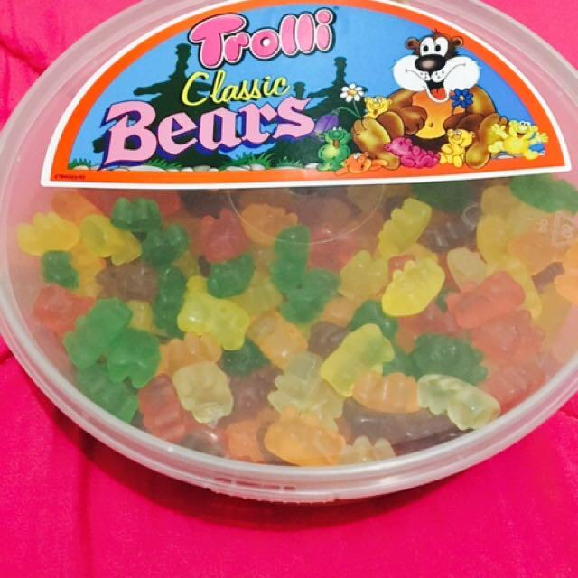 Trolli Classic Gummy Bears