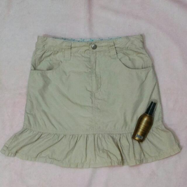 UNIQLO Skirt Shorts