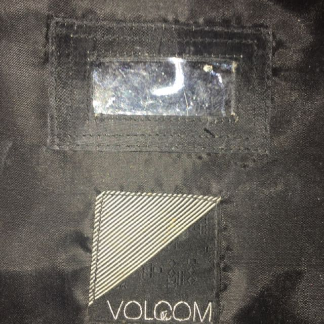 Volcom Toiletry Bag