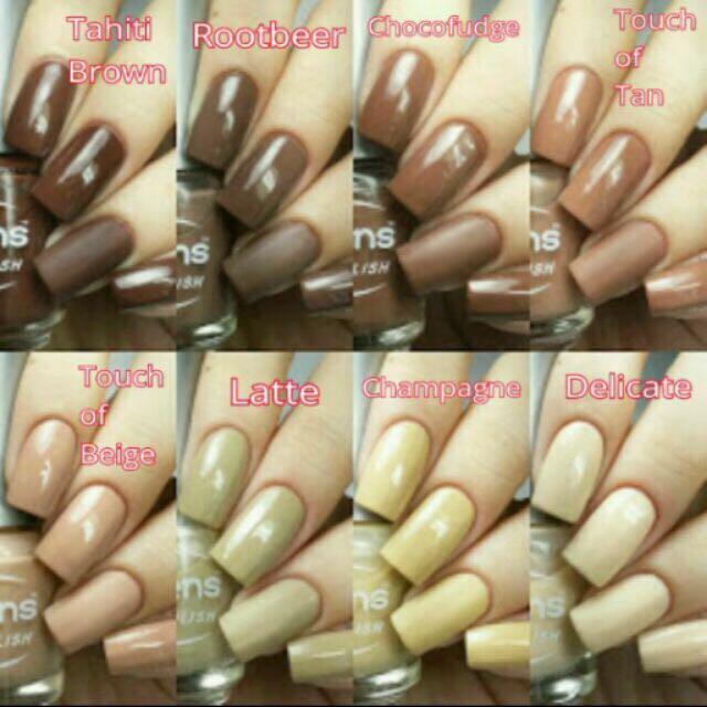 Weens Nail Polish, Preloved Health & Beauty, Perfumes, Nail Care ...