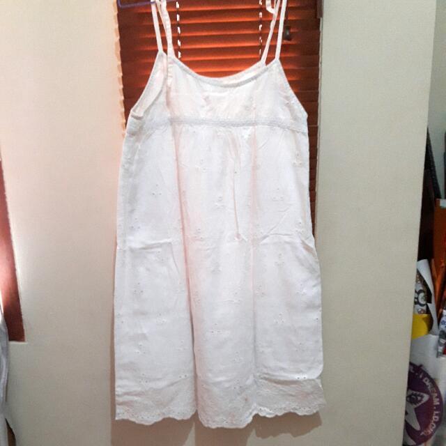 White Dress BODY&SOUL