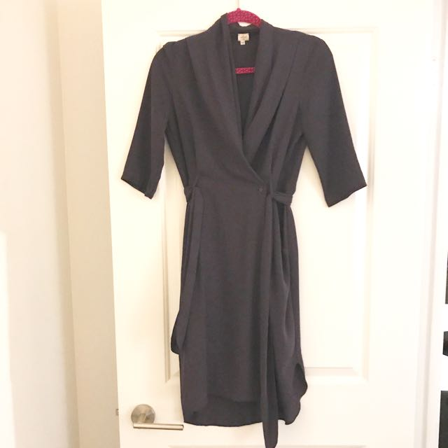 Wilfred Wrap Dress