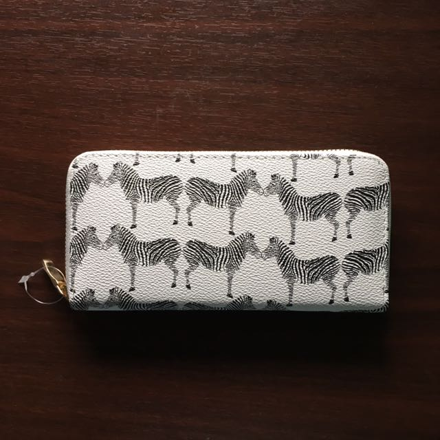 Zebra Wallet (long)