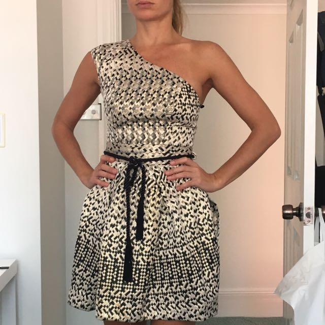 ZIMMERMAN Off The Shoulder Dress