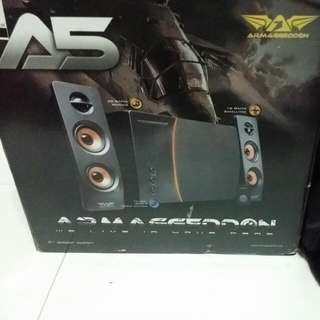 A5 ARMEGEEDOON SOUND Speaker