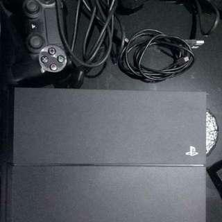 PS4 1TB JST BLACK