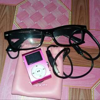 Mp3 /eyeglass