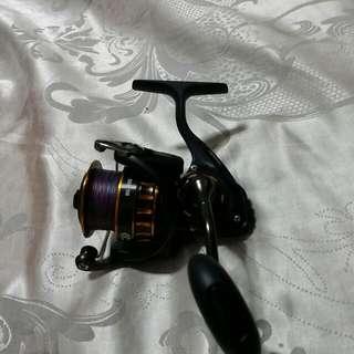 Daiwa BG 2500 Spinning Reel