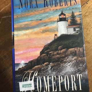 Homeport by Nora Roberts