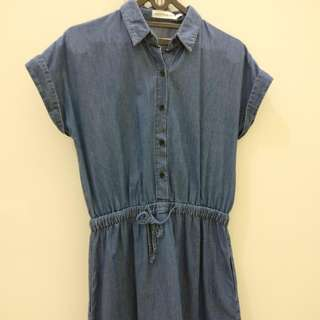 Cottonink Denim Dress