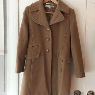Size 2 Wool Jacket