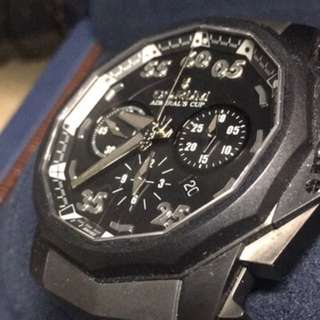 WTS : Corum Admiral's Cup Black Hull LE 999