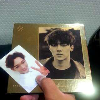 EXODUS Album (K Version)