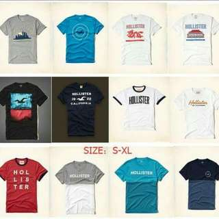 Hollister Shirts And Polo