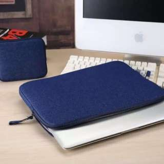 Sleeves for macbook/laptop with pouch