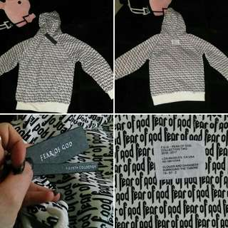 FOG Jumper Size Medium