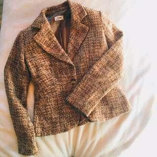 Rustic winter Coat