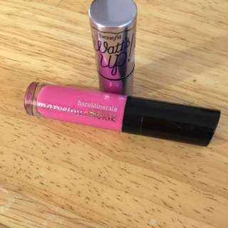 Bare Minerals Marvelous Moxie Lip Gloss