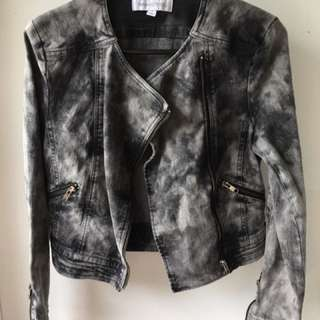 Finders Keepers Cropped Jacket