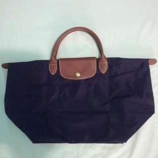 Authentic Longchamp Short Handle Bag