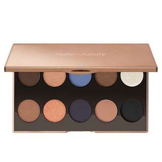 Nude By Nature Natural Wonders Eyeshadow Palette