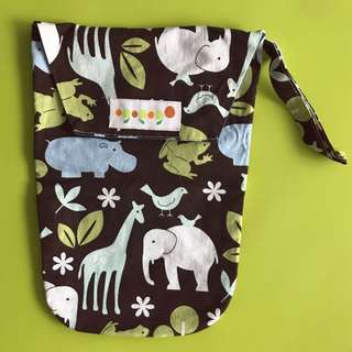 Multipurpose Pouch - Zoo Design